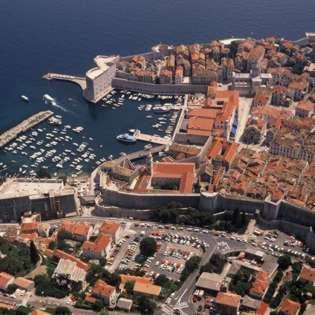 Dubrovnik. Foto cortesía de la oficina de turismo.