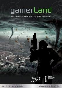 Cartel de Gamerland.